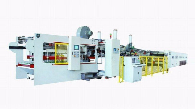 Branch Shenglong carton packaging machinery