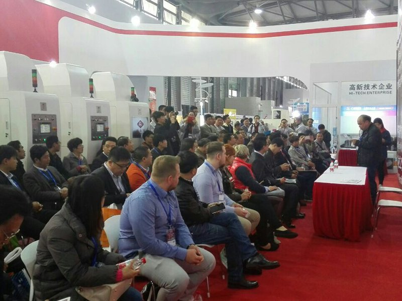 Shanghai Corrugated Exhibition 2015
