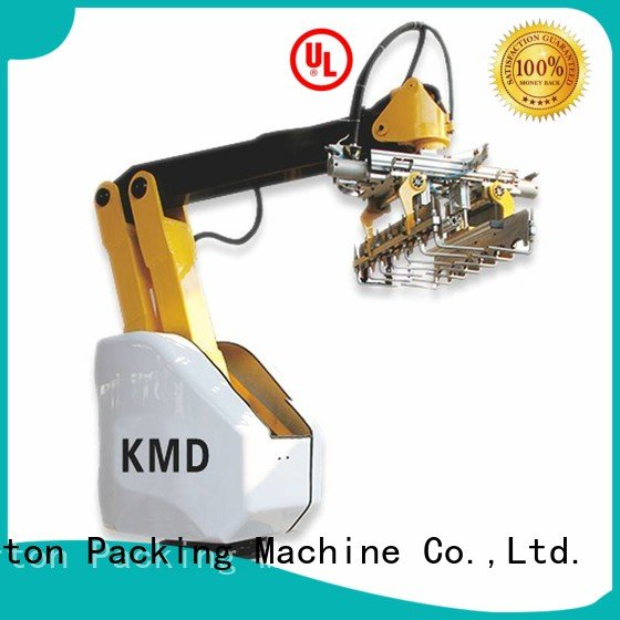 KeShengLong Brand palletizer cardboard box printing machine counter slitter