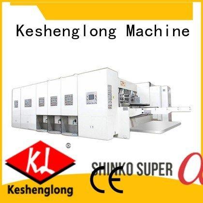 flexo printing and die cutting machine die flexo KeShengLong Brand