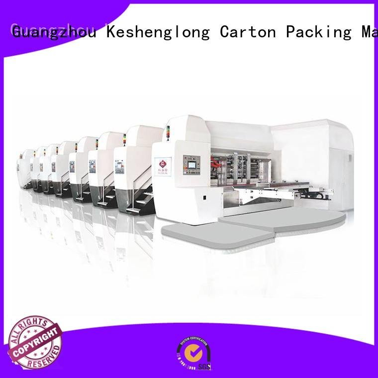 KeShengLong Brand control movable goutering China hd flexo