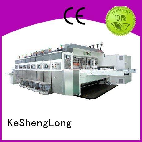 China hd flexo ejecting gluing control KeShengLong