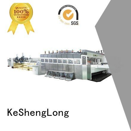 KeShengLong Brand ejecting diecutting China hd flexo K8-Type structure