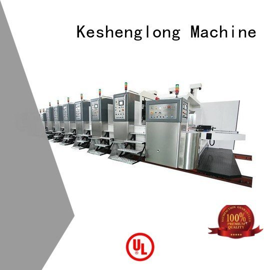 China hd flexo structure ejecting flat movable KeShengLong