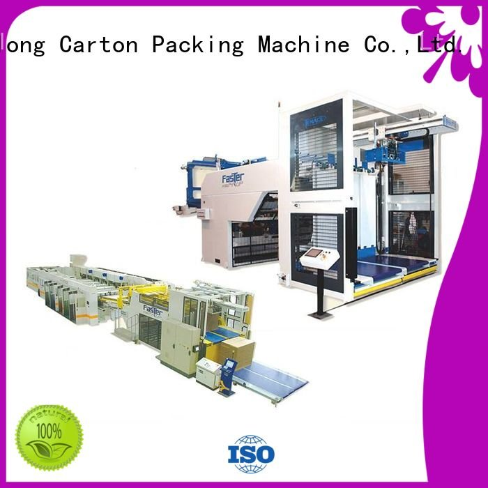 KeShengLong Brand six color Auxiliary cardboard box printing machine three color Top