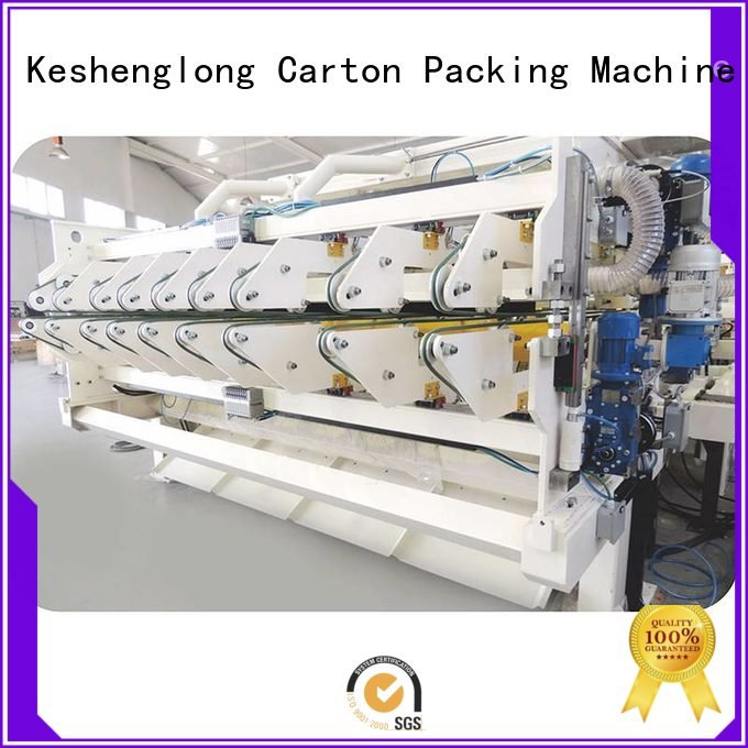 cardboard box printing machine Top six color PFA KeShengLong