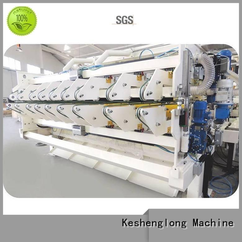 KeShengLong Brand three color cardboard box printing machine six color PFA