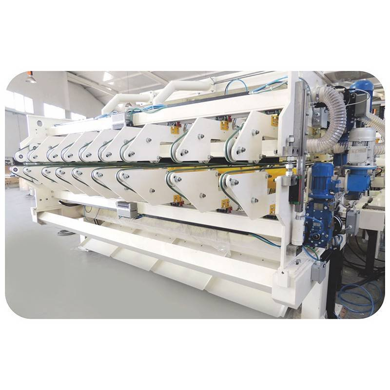Auto Stripper Counter Slitter Machine