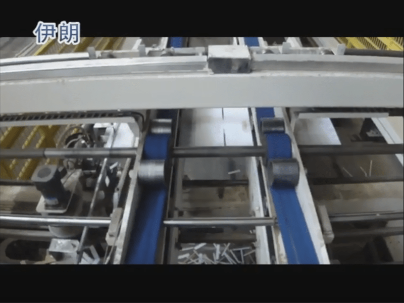 Carton Packaging Printing Machine Foreign Linkage Case Colletion