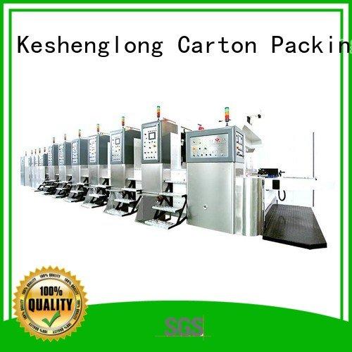 KeShengLong China hd flexo cutting control top movable
