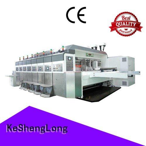 KeShengLong China hd flexo ejecting K8-Type inline