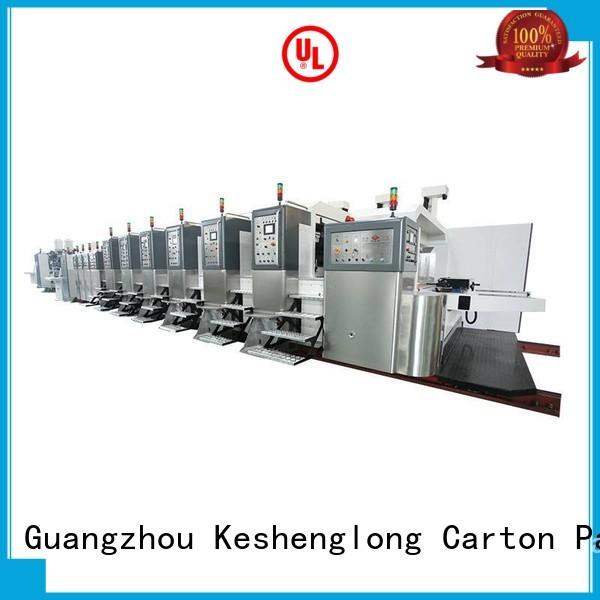 KeShengLong Brand gluing China hd flexo goutering supplier