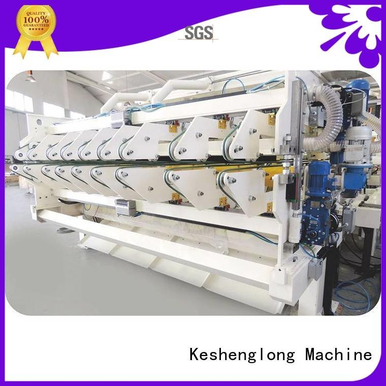 KeShengLong Auxiliary three color cardboard box printing machine six color PFA