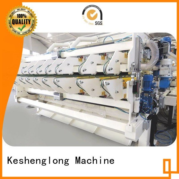 cardboard box printing machine three color Top PFA Auxiliary KeShengLong