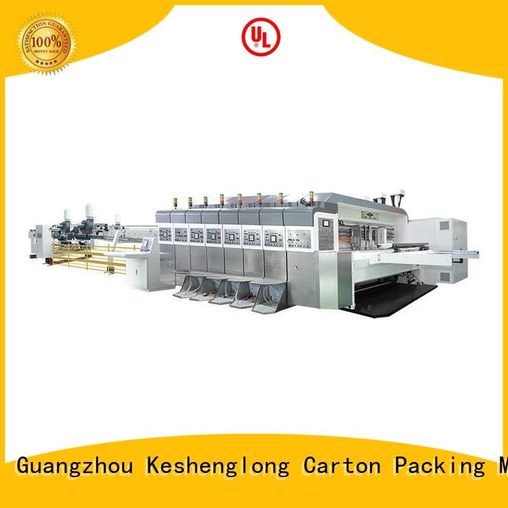 China hd flexo ejecting die movable KeShengLong