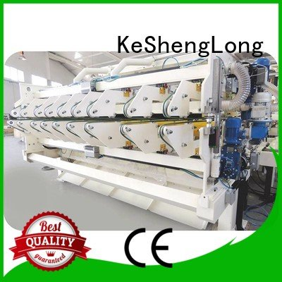 KeShengLong cardboard box printing machine PFA Auxiliary Top three color