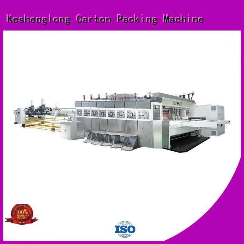 K9-Type gluing structure KeShengLong China hd flexo