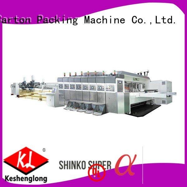 gluing structure China hd flexo KeShengLong