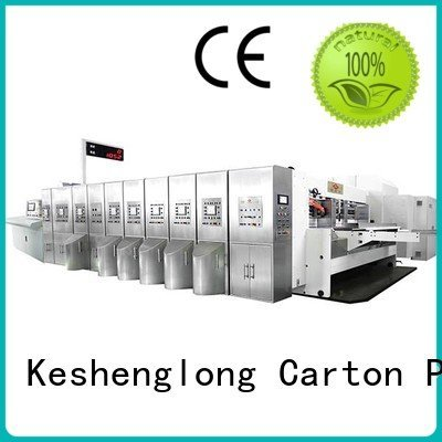 Custom control HD flexo printer slotter slotting China hd flexo