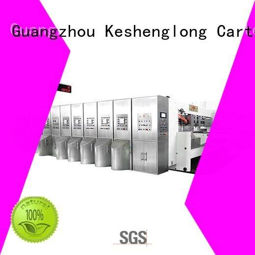K8-Type inline fixed China hd flexo KeShengLong