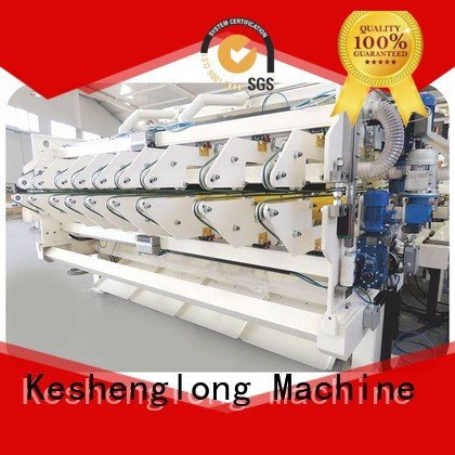 KeShengLong Brand six color three color cardboard box printing machine Auxiliary Top