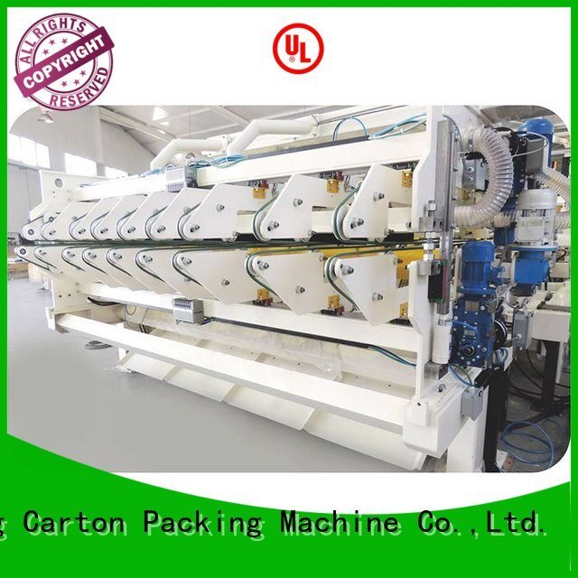 KeShengLong Brand PFA Top cardboard box printing machine Auxiliary four color