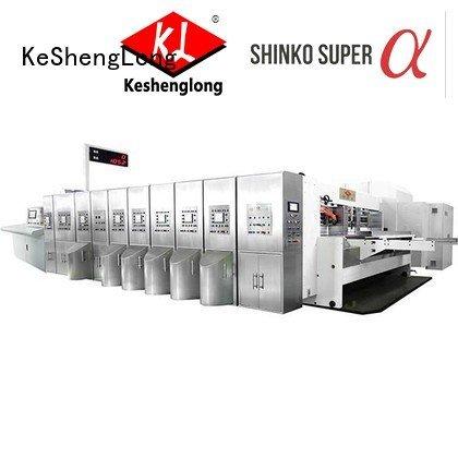 KeShengLong Brand automatic gluing k8type China hd flexo