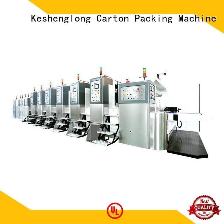 inline K9-Type China hd flexo KeShengLong