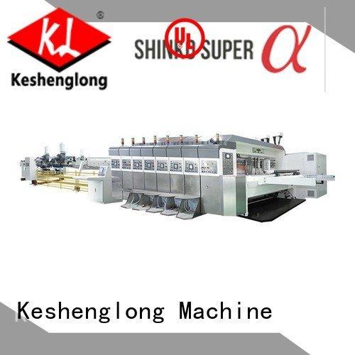 China hd flexo cutting flexo K8-Type movable KeShengLong