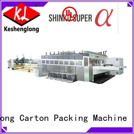 KeShengLong Brand control ejecting China hd flexo flexo diecutting
