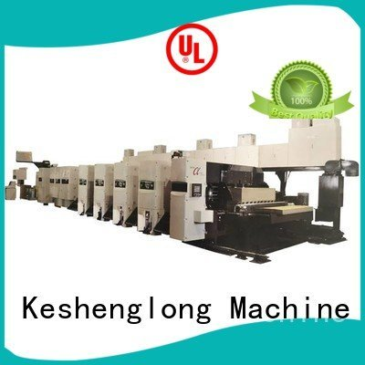 flexo printer slotter printer KeShengLong Brand