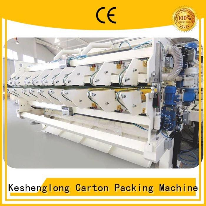 cardboard box printing machine palletizing manipulator machine KeShengLong