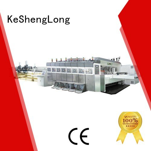 China hd flexo cutting K8-Type HD flexo printer slotter KeShengLong Brand