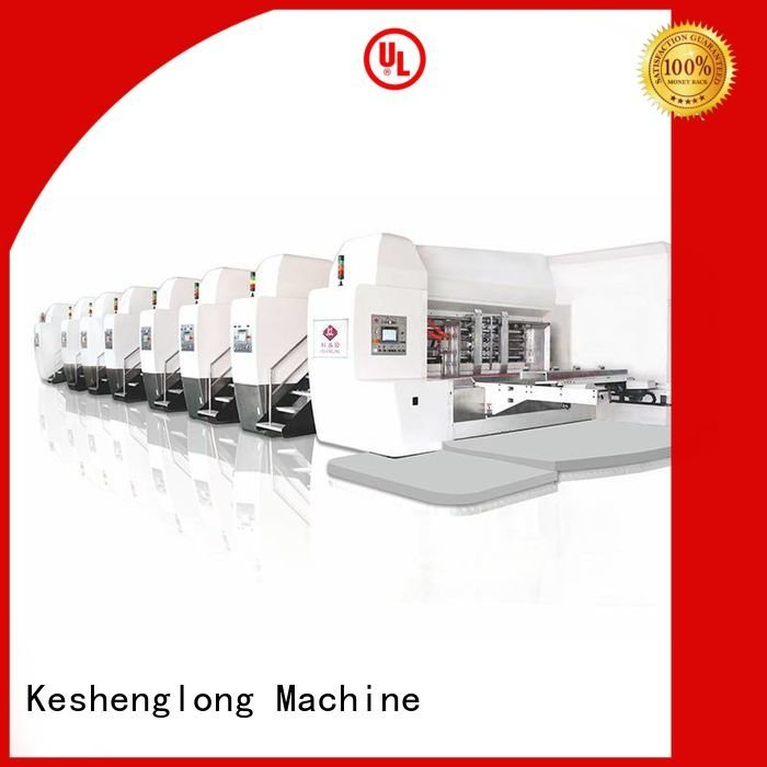 OEM HD flexo printer slotter K8-Type automatic China hd flexo
