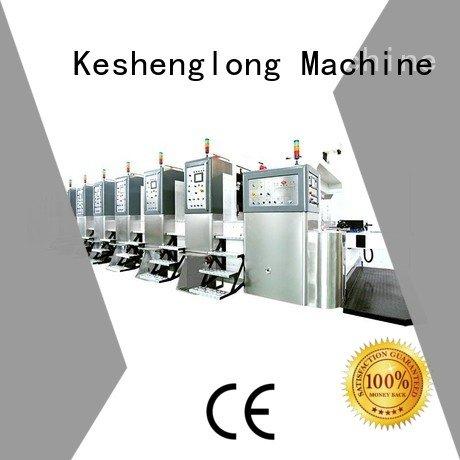 goutering K8-Type KeShengLong HD flexo printer slotter