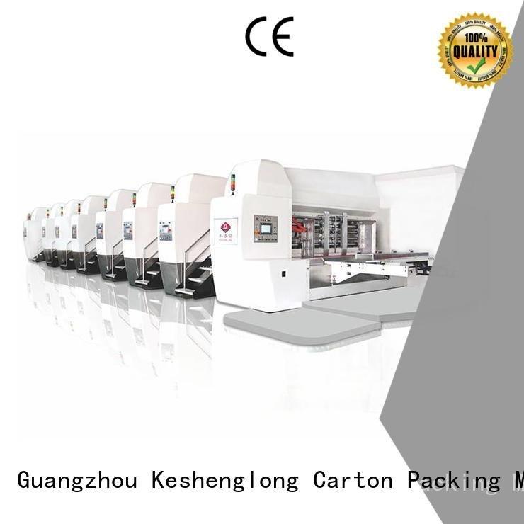 inline computerized China hd flexo KeShengLong