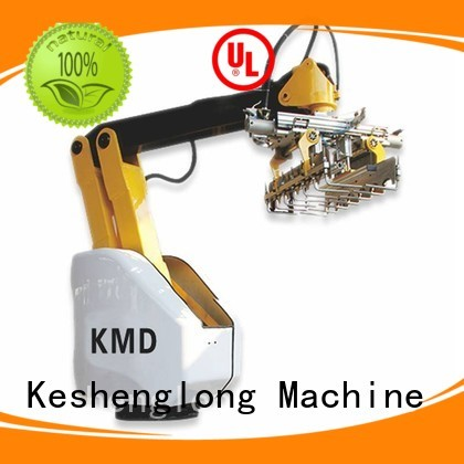 KeShengLong Brand Auxiliary three color Top cardboard box printing machine