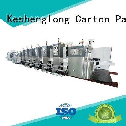 KeShengLong China hd flexo top diecutting flexo