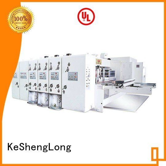 flexo printing and die cutting machine die jumbo machine KeShengLong