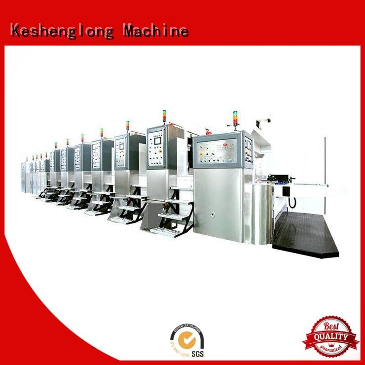 KeShengLong Brand diecutting computerized K9-Type China hd flexo