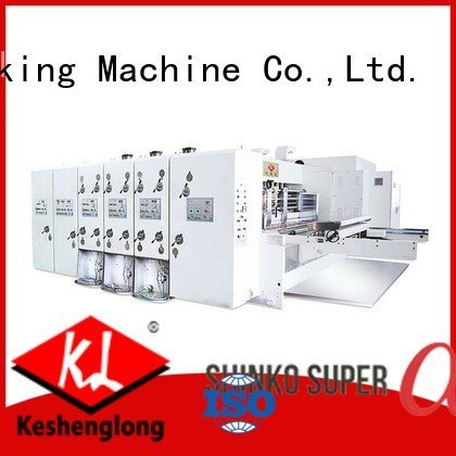 flexo printing and die cutting machine jumbo flexo cutting machine