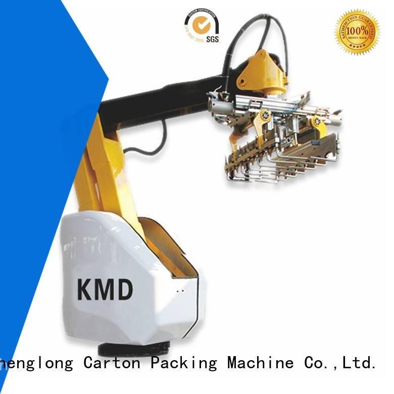 four color Top PFA KeShengLong cardboard box printing machine