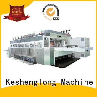 KeShengLong Brand folding computerized flat China hd flexo