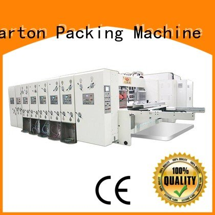 KeShengLong flexo printing and die cutting machine computerized cutting printing flexo