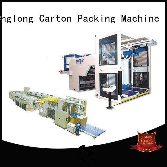 three color PFA cardboard box printing machine six color KeShengLong