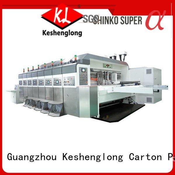 China hd flexo structure movable KeShengLong Brand