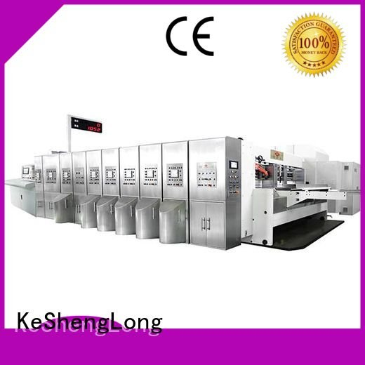 China hd flexo automatic inline KeShengLong Brand