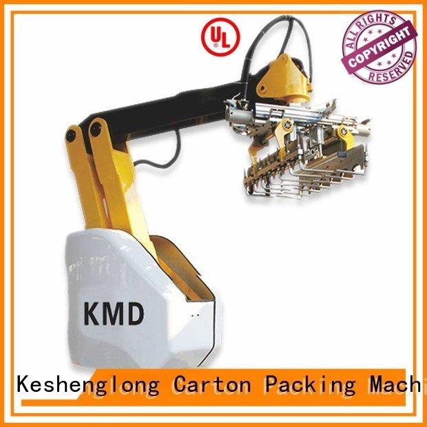 three color PFA six color cardboard box printing machine KeShengLong