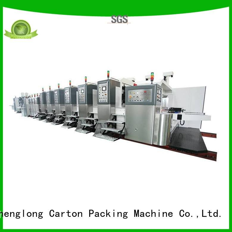 China hd flexo control KeShengLong Brand HD flexo printer slotter