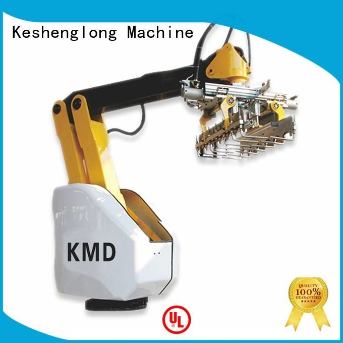 Auxiliary three color KeShengLong cardboard box printing machine